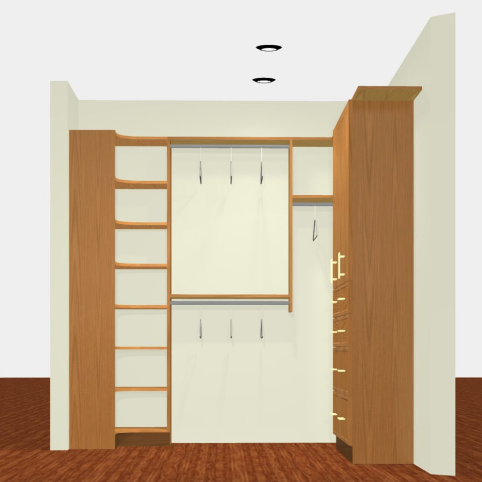 Closetsetc Design Guide Walk In Premium 00005