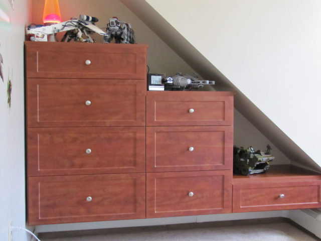 Sunset Cascadin Drawer System Alcove