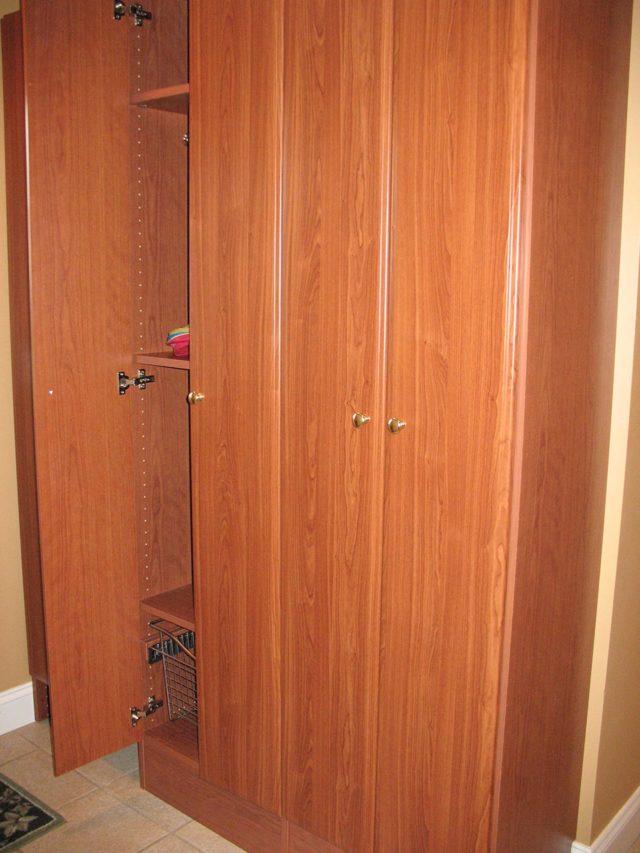 Sunset Mudroom Storage Cabinets
